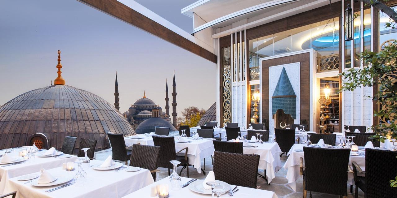 Best Restaurants In Sultanahmet Istanbul